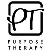 Purpose Therapy and Consulting Logo